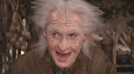 Miracle Max from The Princess Bride, played by Billy Crystal