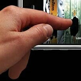 Did Microsoft beat Apple to dual-sided touch technology?