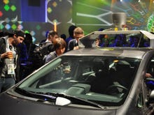 2013: The rise of the robot cars