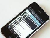 Photos: Now even Gordon Brown has his own iPhone app