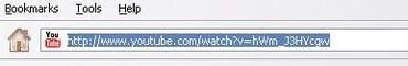 YouTube URL example 2