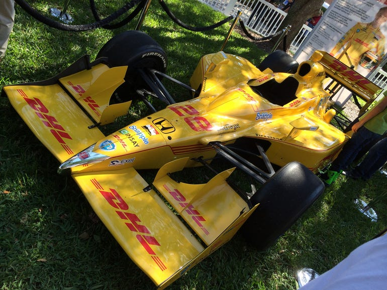 Honda Indy Race Car