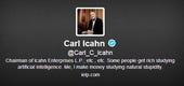 icahn twitter