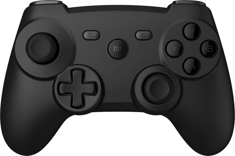 Game pad (not in the US)