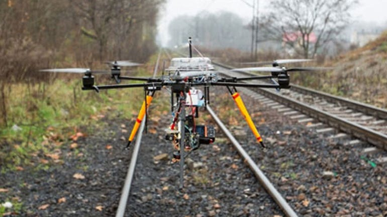 Commercial drones still need to stay within an operator's line of sight.