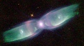 Twin Jet Nebula (Credit: NASA)