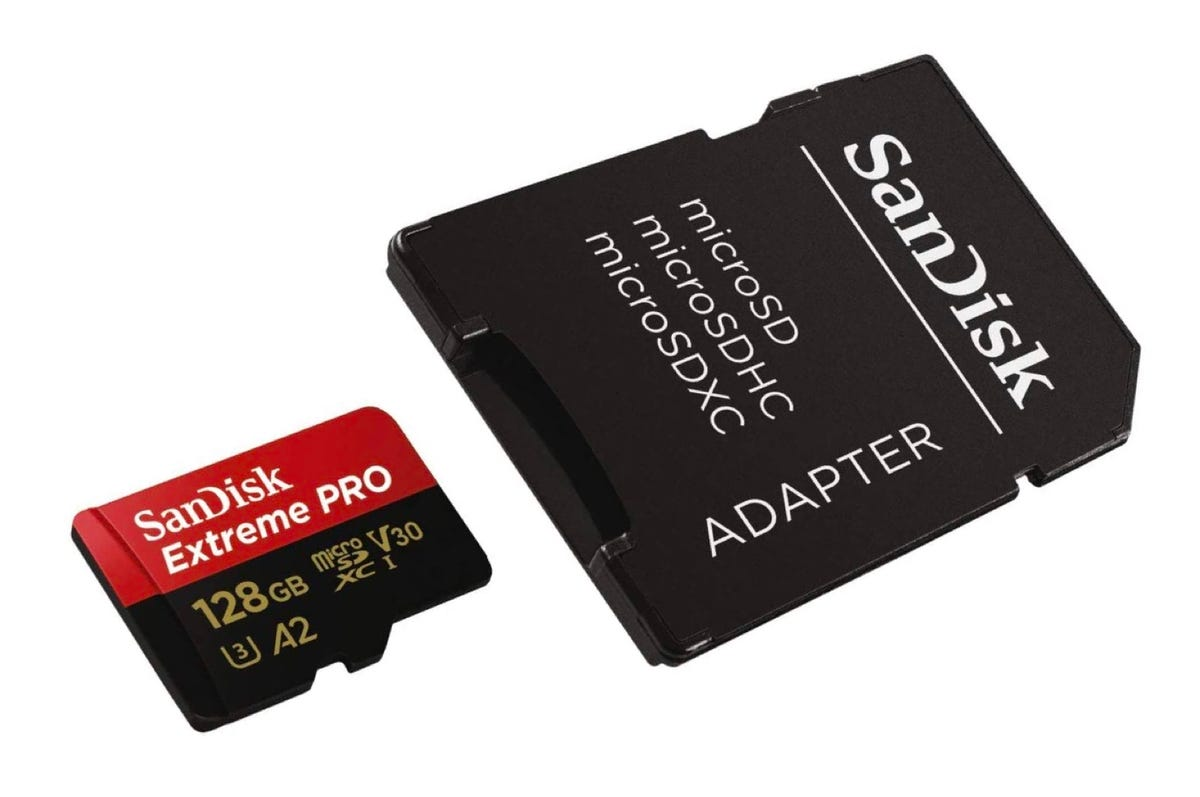 Good quality microSD card