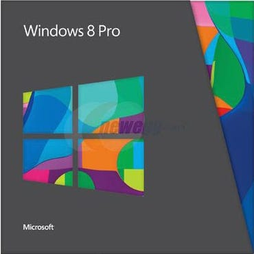 Windows 8 Pro Upgrade