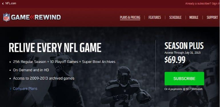 NFL-Game-Rewind