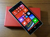 First impressions: Lumia Icon Windows Phone (unboxing)