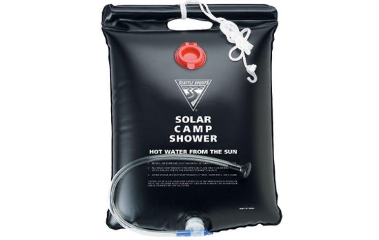 Seattle Sports solar camp shower