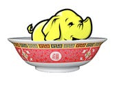 Trying to find differentiation in Hadoop soup