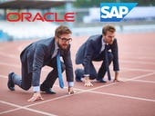 What are Oracle and SAP's vision of the future of enterprise apps?