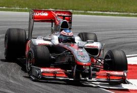 McLaren F1 Jenson button