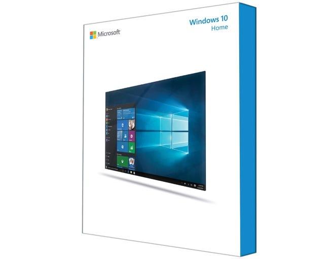 Windows 10 Home - 64-bit
