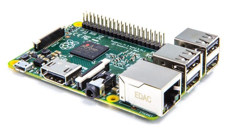 February 2015 - Raspberry Pi 2 Model B
