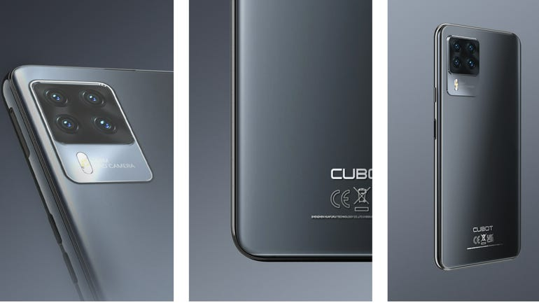Cubot X50 smartphone review sleek and smooth–but watch out for Wi-FI zdnet