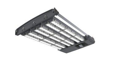 Digital Lumens' latest technology includes integrated daylight harvesting. (Photo courtesy of Digital Lumens)