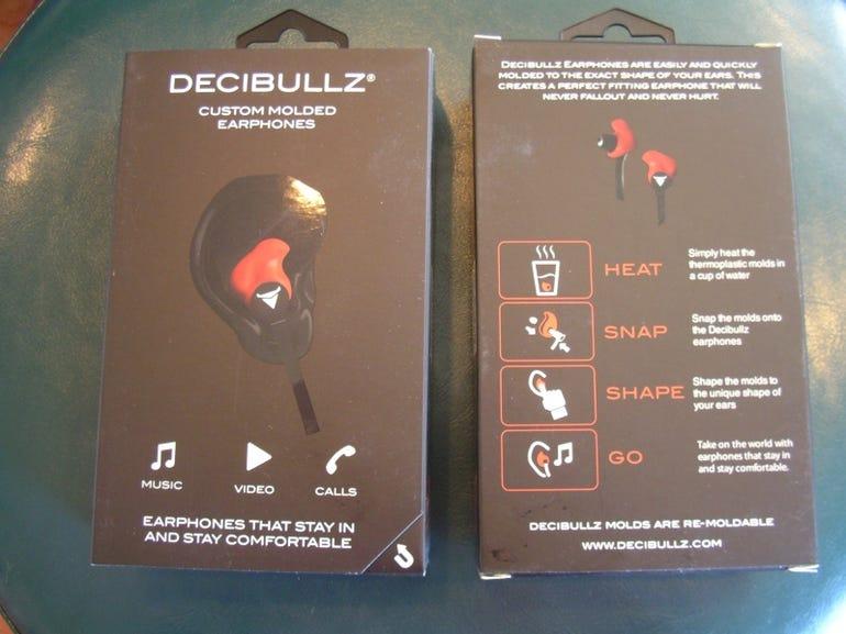 Decibullz retail package