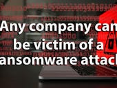 Any company can be victim of a ransomware attack