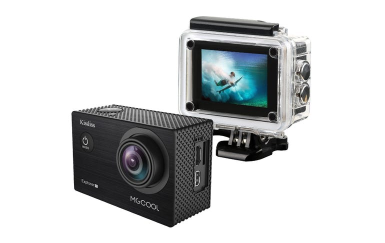 Hands on with the  Mgcool Explorer 1S A low cost action camera with some great features ZDNet