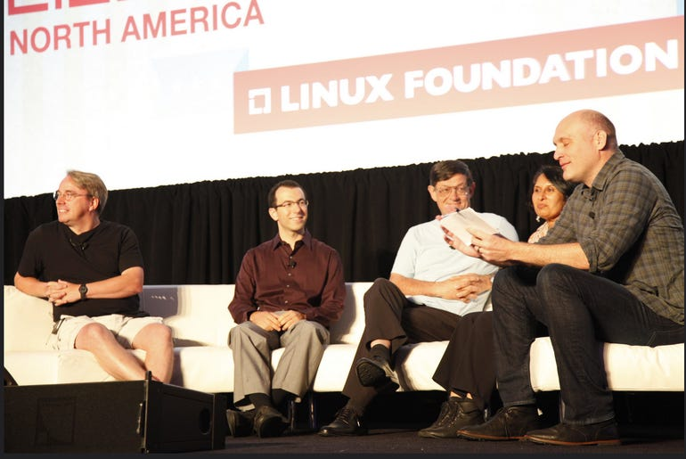 LinuxCon 2014 Linux Kernel Panel