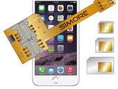 SIMore X-Triple 6 SIM adapter