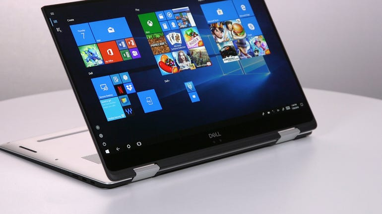 A 15.6-inch touch-capable 4K IPS stunner