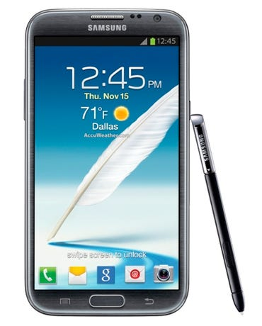 T-Mobile and U.S. Cellular announce Samsung Galaxy Note II coming soon