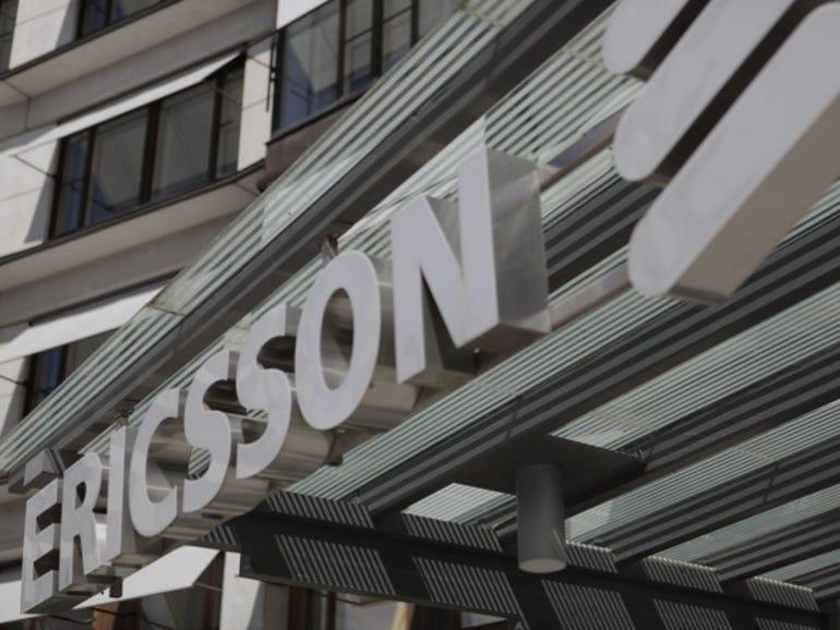 ericsson stmicro joint venture loss q4