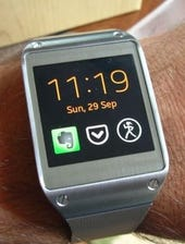Samsung ships more than half a million Galaxy Gear smartwatches in Q1 2014