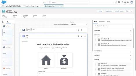 Salesforce Einstein Automate: OmniScript
