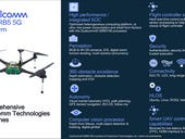 Qualcomm launches drone 5G platform, reference design