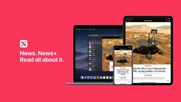 Apple News Plus was a failure