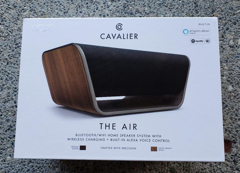 Cavalier Air retail package
