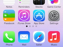 Apple's iOS 7 hands-on, in pictures (gallery)