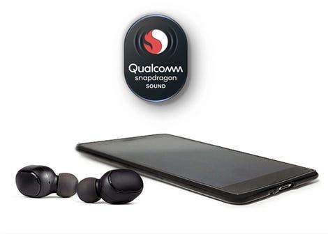 Qualcomm annonce Snapdragon Sound: matériel et logiciels pour de l'audio optimisé