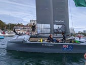 How SailGP is using IoT and data to improve performance