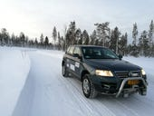 Self-driving cars: This robot driver cruises through snow and ice