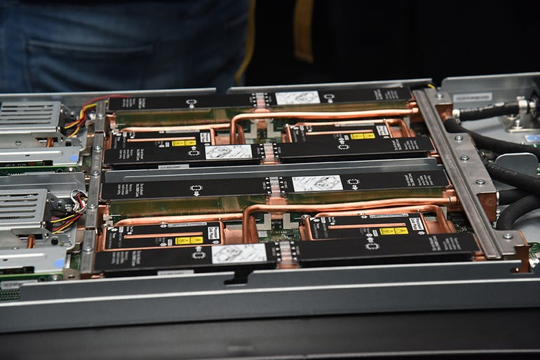Direct Water Cooled Server