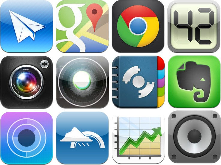 Superior third-party replacements for default iOS 6 apps