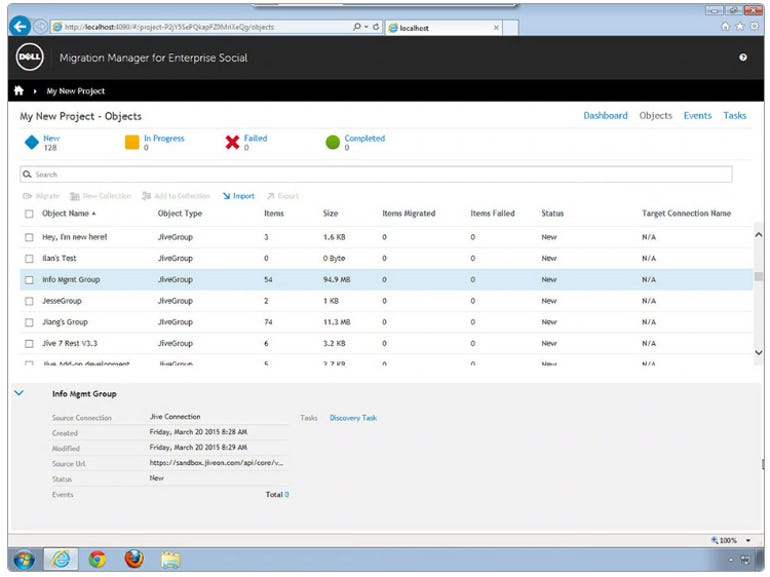 Dell releases Migration Manager for the social enterprise ZDNet