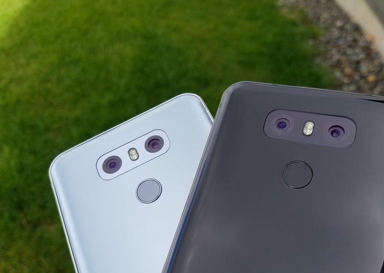 LG G6 looking at you