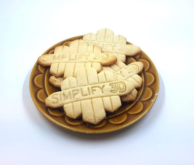 Simplify3D Cookie Cutter by Brandon Delph