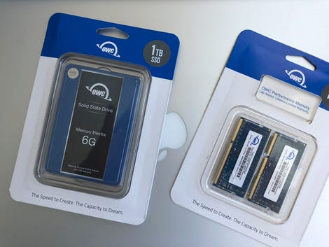 RAM and SSD kits