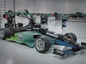 Autonomous race cars to battle at Indy Speedway