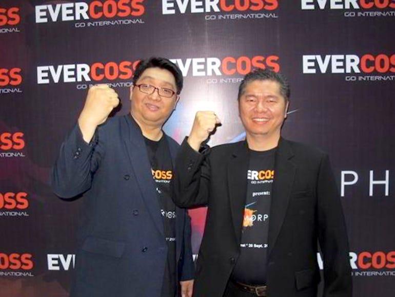 Cross Rebranded into Evercoss (Credit: YangCanggih)