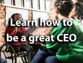 Can you learn to be a great CEO? Here's the secret sauce
