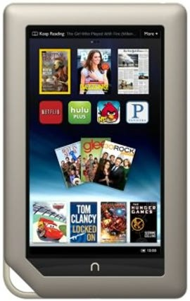 No,Barnes & Noble Nook Tablet is no iPad 3, but is it good and cheap enough that it might not matte?