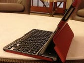New iPad and ZAGGfolio keyboard/case: Compact and fast